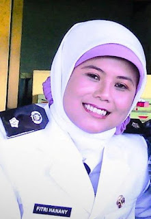 Fitri Hanany Kepala Desa Terpilih Ngambarsari Periode 2012 - 2018