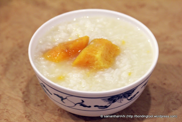 Taiwan-Porridge