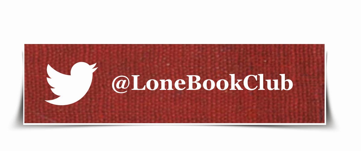 Follow the Lone Book Club