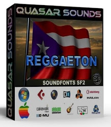 REGGAETON - SOUNDFONTS SF2 - DRUMS - SOUNDS