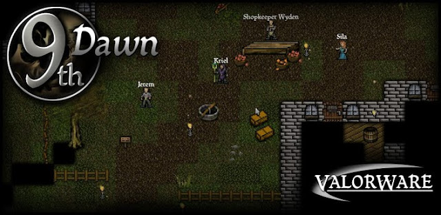 Download 9th Dawn RPG + v1.60 Android Apk Full [Atualizado]