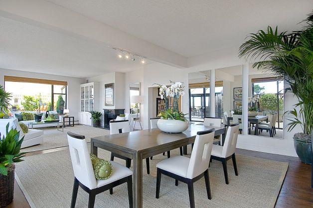 Decorar el comedor y sala de estar decoracion para el hogar for Sala de estar y comedor