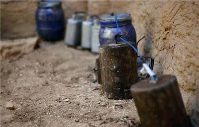 Παλμύρα: Ενα «έγκλημα πολέμου» σε φωτογραφίες