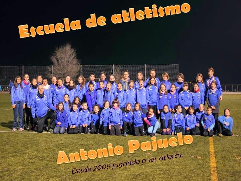 ESCUELA DE ATLETISMO ANTONIO PAJUELO