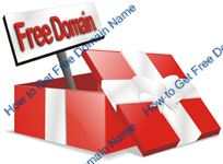 How to Get Free Domain Name  : Method 1