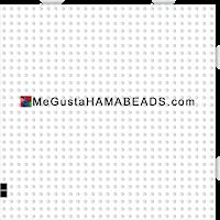 PlantillasHamaBeads Enriqueta