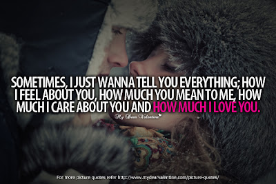 I Love You Quotes for him #5