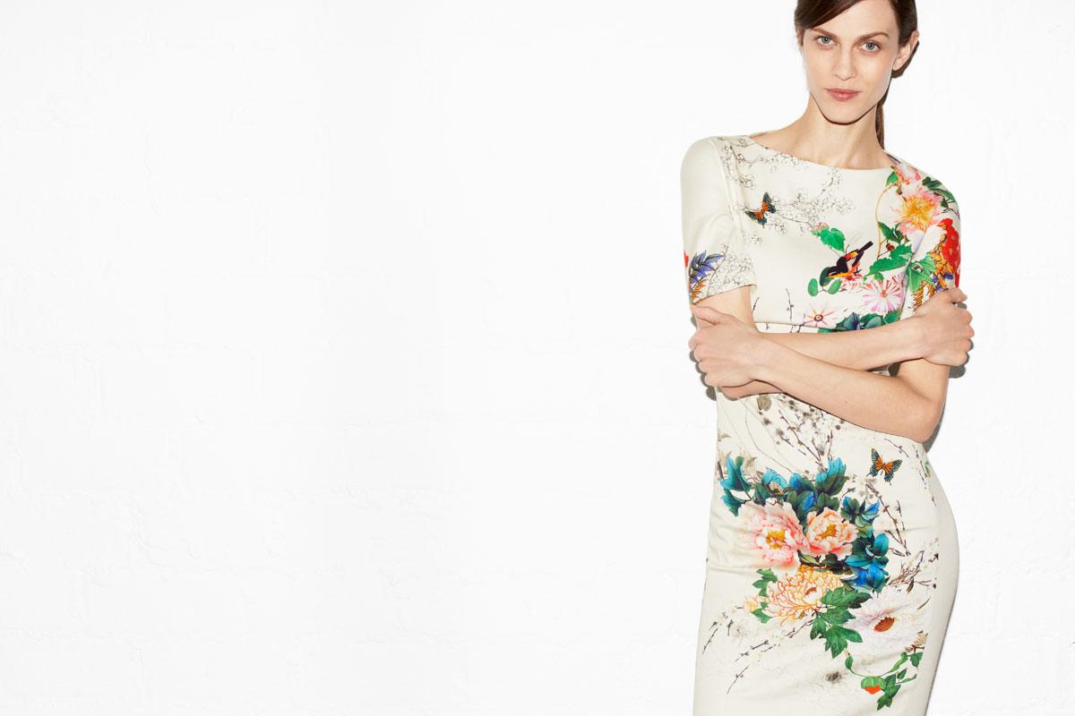 Fashionistas Playground Zara Spring Trends Floral