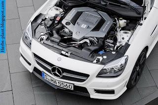 Mercedes slk 2010 engine - صور محرك مرسيدس slk 2010