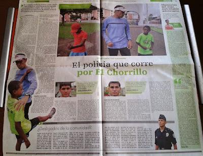 Niños del Chorrillo