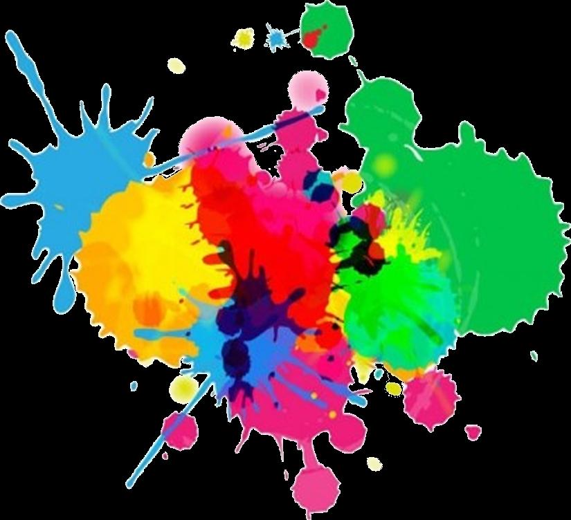 Grandir est un jeu d 39 enfant la peinture dans tous les - Peinture qui ne coule pas ...
