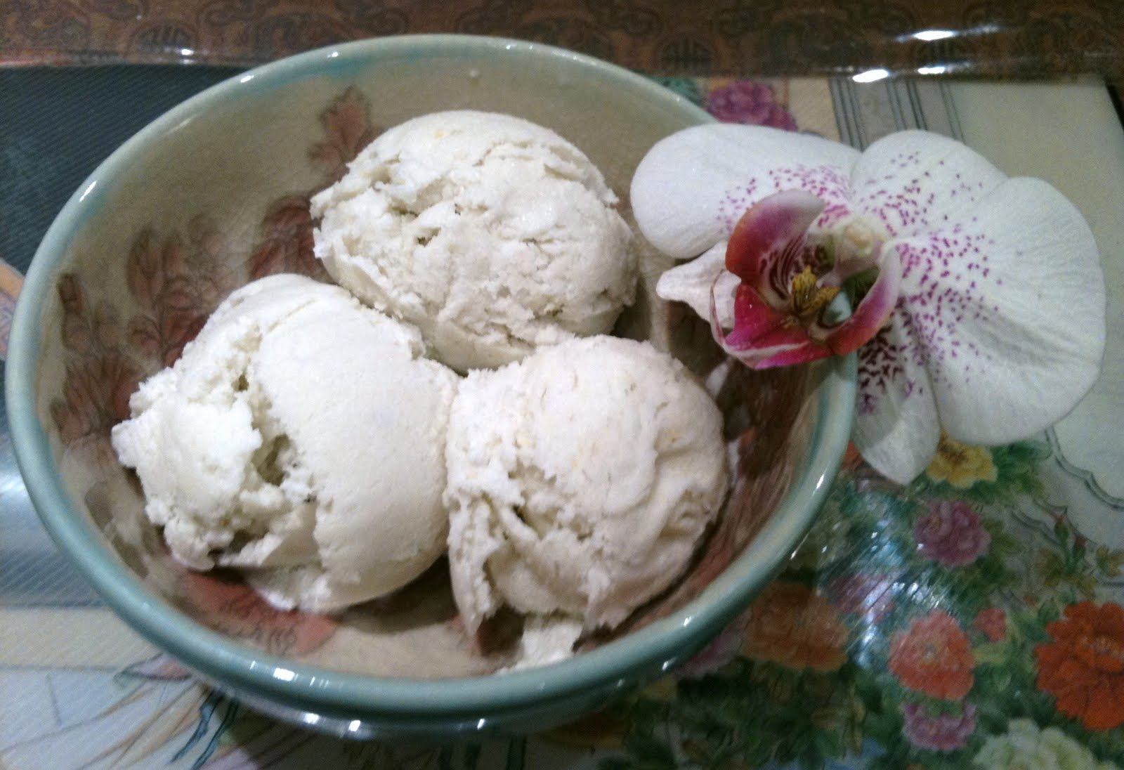 Thai food explained: Coconut ice cream