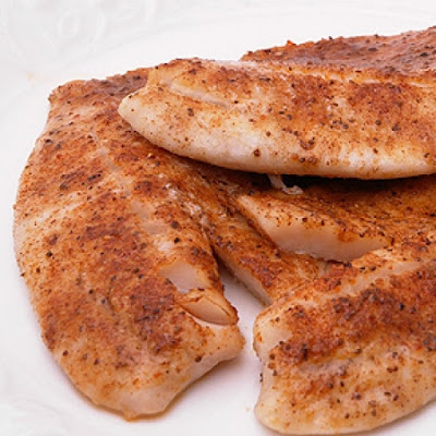 Spicy Baked Fish Picture