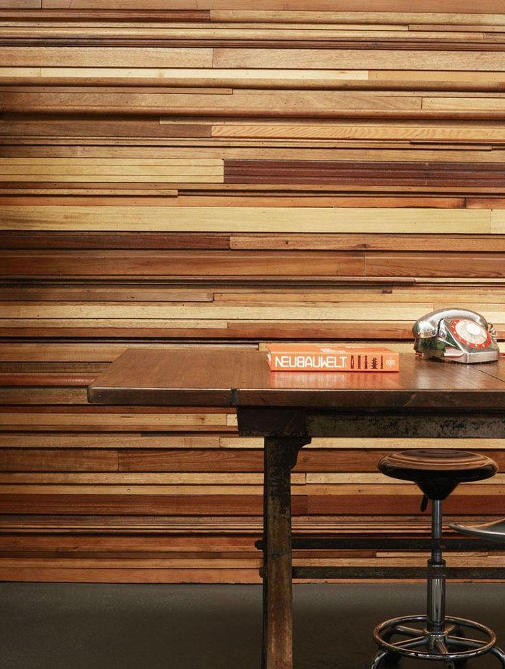 Tatiana doria paredes de madera - Paredes de madera interior ...