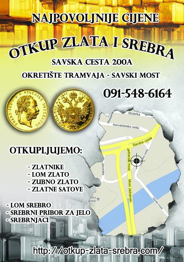 Najpovoljniji Otkup Zlata u Zagrebu