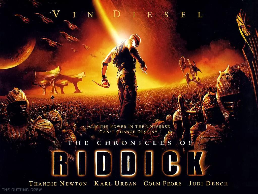 Truy?n Thuy?t V? Riddick - The Chronicles of Riddick