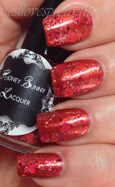 Honey Bunny Lacquer Pantera Collection This Love