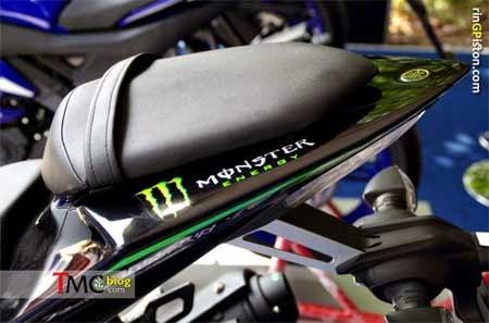 desain Yamaha R15 Monster Tech 3