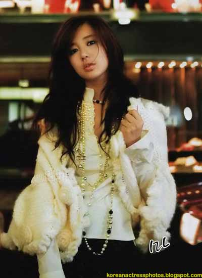 Yoon Eun Hye-Beautiful Korean Drama Actress 2011