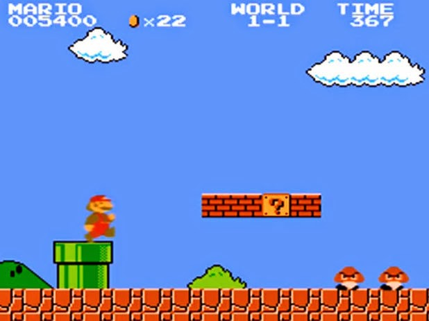 computer super mario games download free