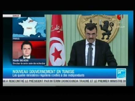 Composition et Enjeux du gouvernement Ali Larayedh