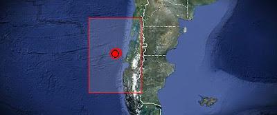 TERREMOTO 6,0 GRADOS CHILE, 13 DE NOVIEMBRE 2012