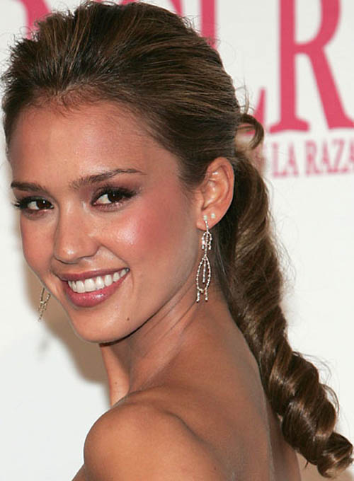 Curly Hair Ponytail Styles. Ponytail Hairstyles Trend