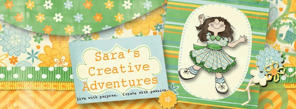 Sara&#39;s Creative Adventures
