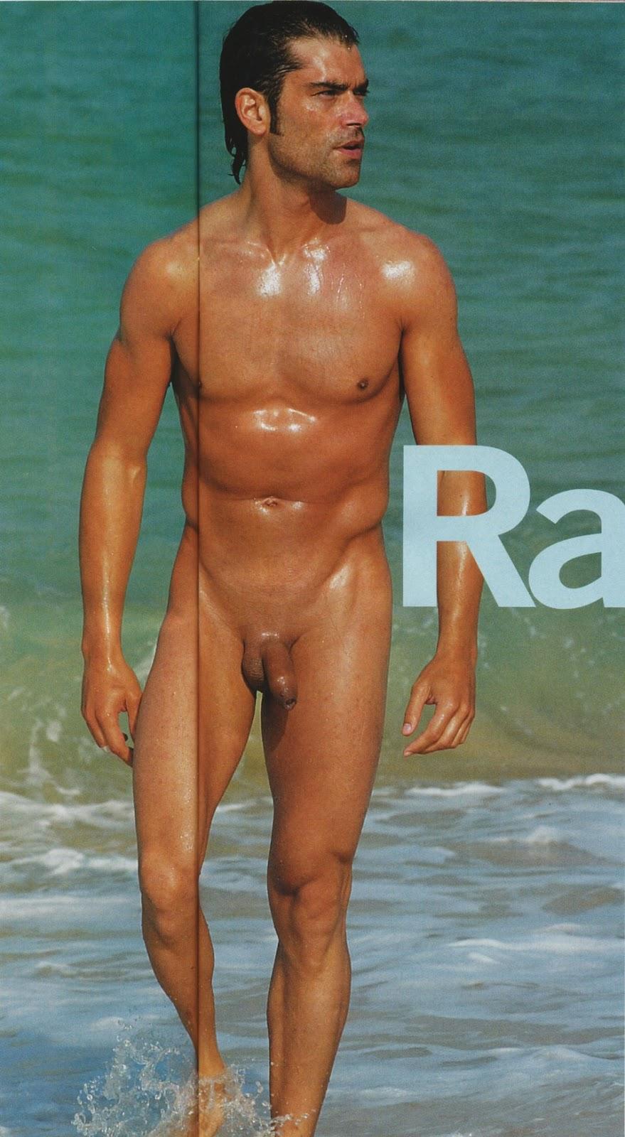 Fotos desnudo Actor porno gay Dionisio Heiderscheid