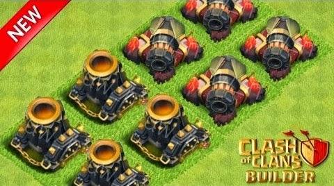 COC Mortar Level 9