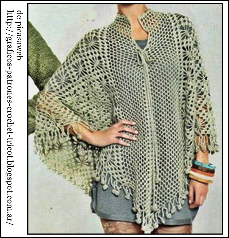 Tejidos A Crochet On Pinterest Ganchillo Patrones And Tejido