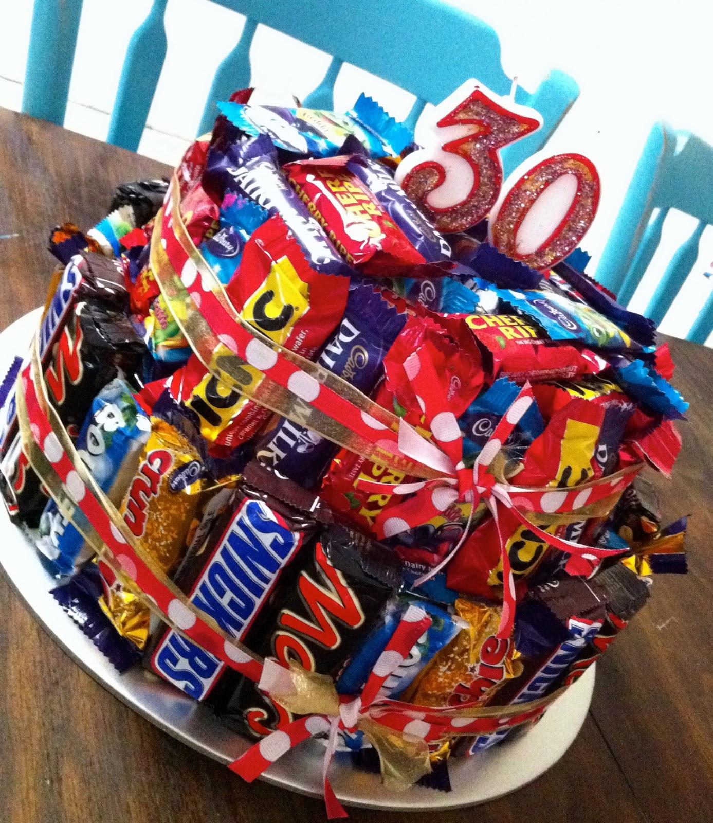 wonderful How To Make A Candy Bar Cake Bouquet Part - 14: Chocolate Bar Chocolate u0027Cakeu0027