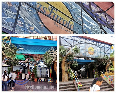 MyeDomain's Las Farolas, The Fish World-Part 1_facade