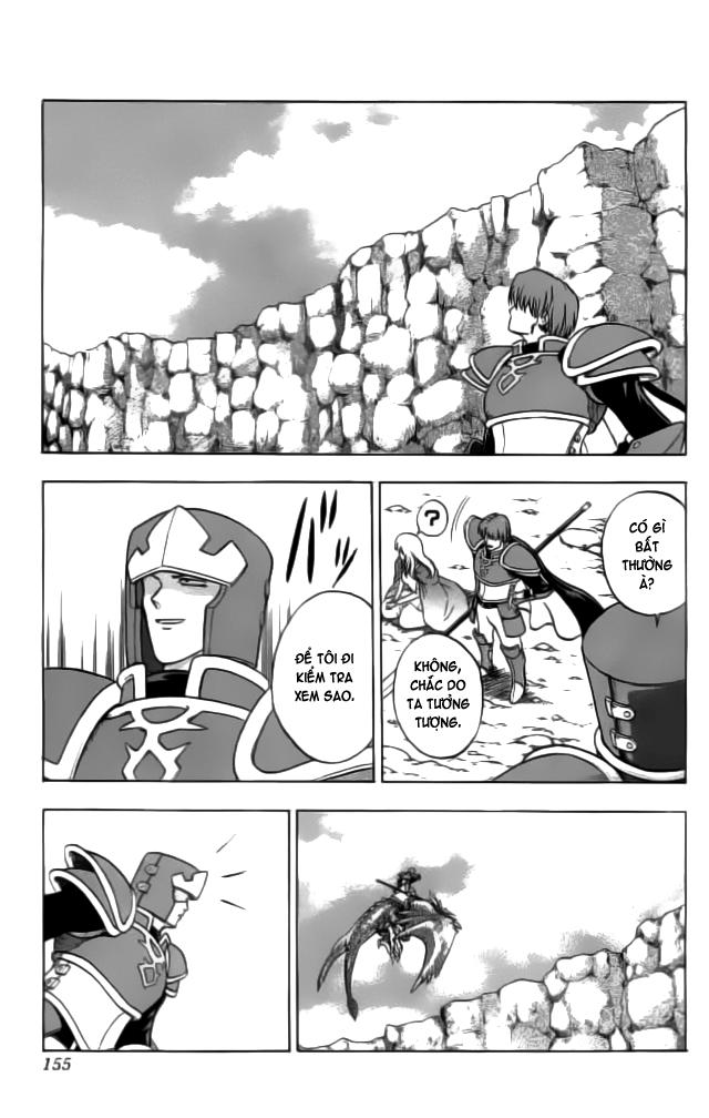 Fire Emblem-Hasha no Tsurugi chap 8 - Trang 12