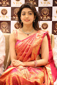 Pranitha glamorous photos at VRK Silks-thumbnail-12