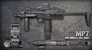 Mp7 pointblank