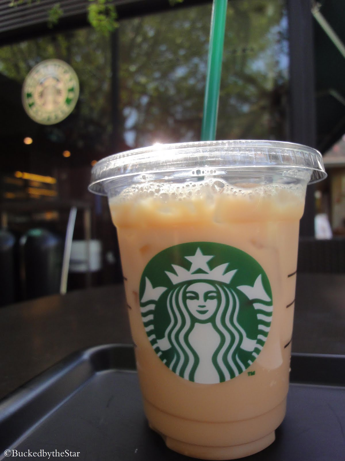 Iced Chai Tea Latte Starbucks