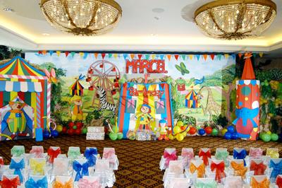 Dekor Birthday Party