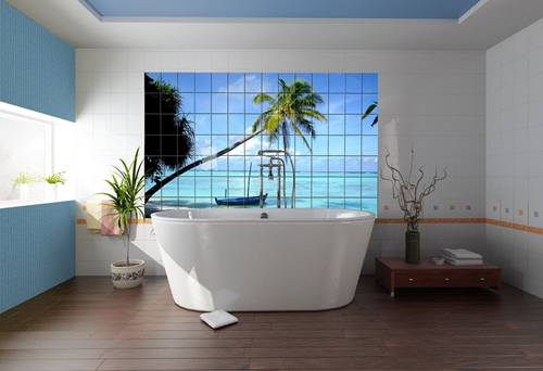 We All Desire Some Tranquility U0026 These Exotic Themed Bathrooms Certainly  Seem To Create This Vibe. Just How Spectacular Are These Amazing Bathrooms!!