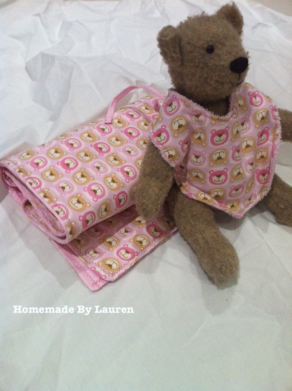 how to make material.nappies