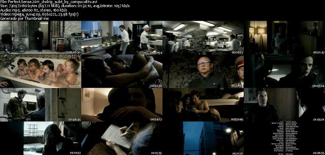 Perfect Sense Descargar DVDRip Subtitulos Español Latino 1 Link Ver Online 2011
