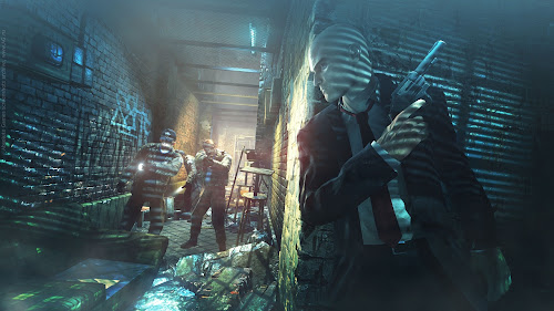 Screen Shot Of Hitman Absolution (2012) Full PC Game Free Download At Downloadingzoo.Com