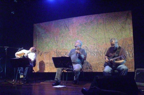 """SHOW """"SOLOS DO CORAÇÃO"""" - Teatro Linda Mascarenhas"""