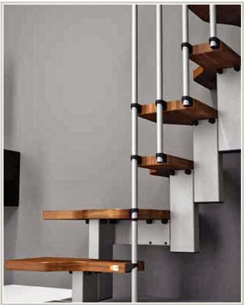 space saver stairs risers