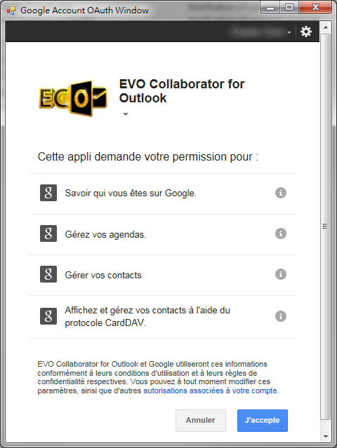 eco_google_french_oauth Calendrier