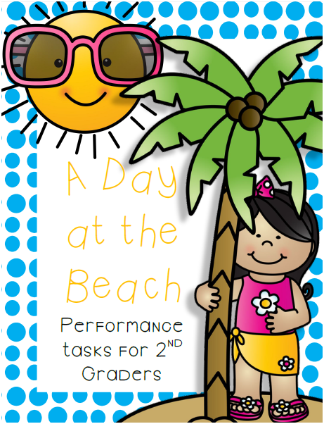 http://www.teacherspayteachers.com/Product/A-Day-at-the-Beach-2nd-Grade-Performance-Tasks-1284248
