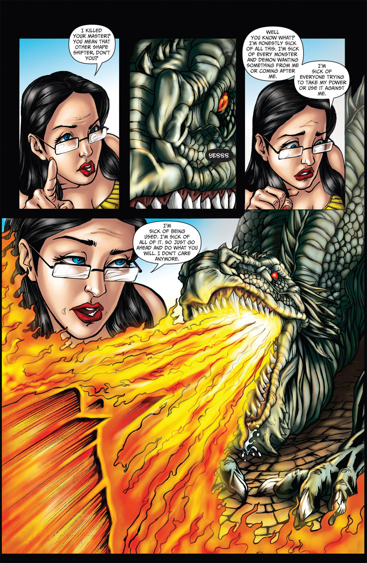 Grimm Fairy Tales (2005) Issue #61 #64 - English 13