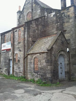 St Kenigern's Church, by the Union Canal