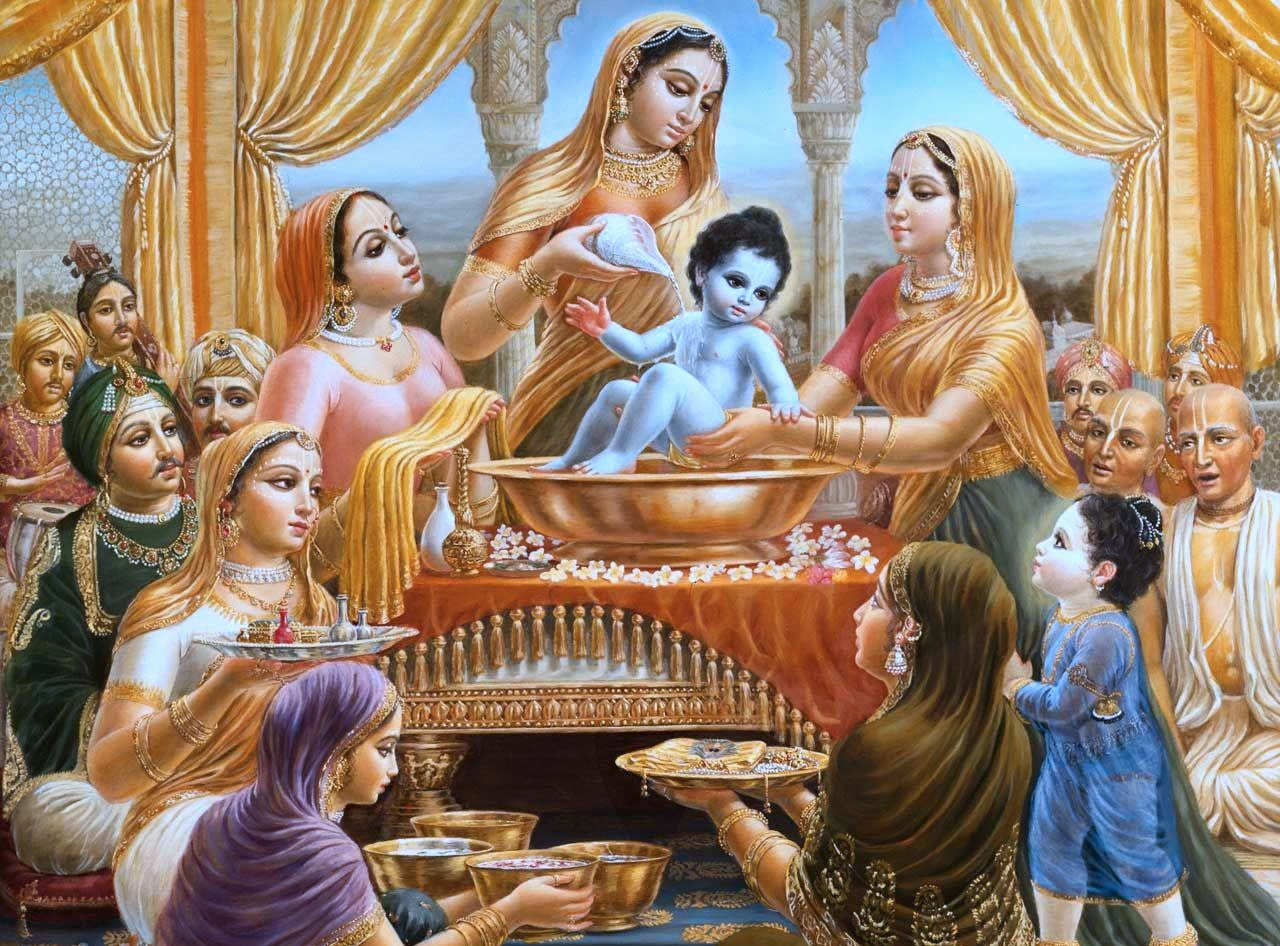 Sadhana Bhakti - Vatsalya Bhava