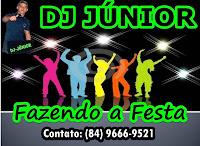 DJ- JÙNIOR FAZENDO A FESTA